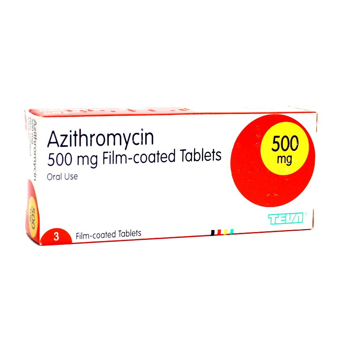 Azithromycin Chlamydia Treatment 500mg