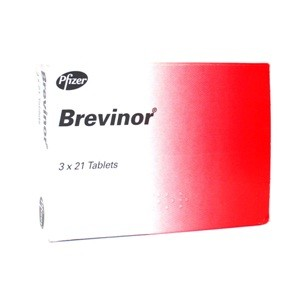 Brevinor Oral Contraceptive Tablets