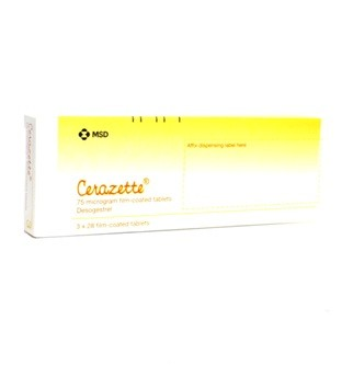 Cerazette Oral Contraceptive Tablets