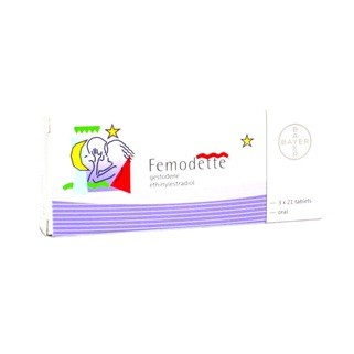 Femodette Oral Contraceptive Tablets