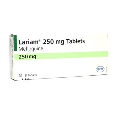 Lariam (Mefloquine) 250mg tablets