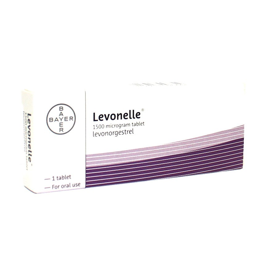 Levonelle (Levonorgestrel)1500mg tablet