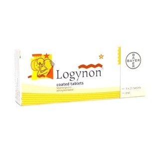 Logynon Oral Contraceptive Tablets