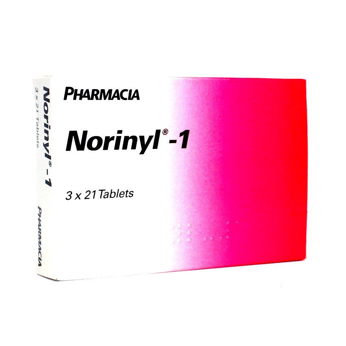 Norinyl-1 Oral Contraceptive Tablets