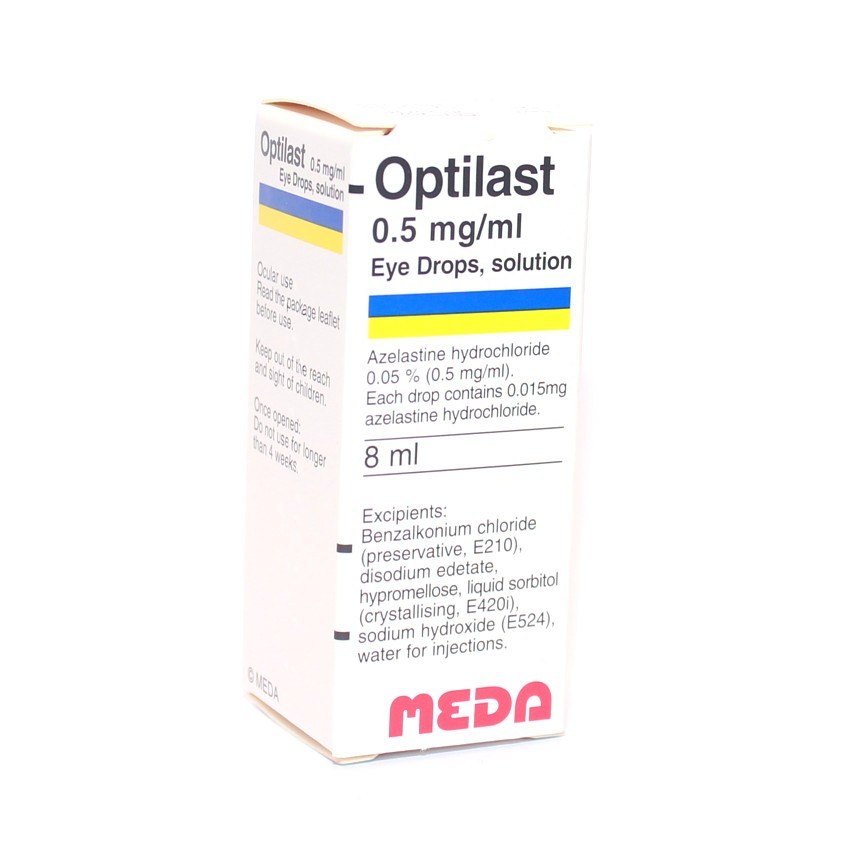 Optilast Eye Drops 8ml