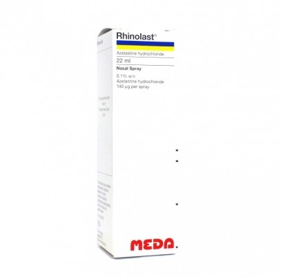 Rhinolast Nasal Spray 22ml