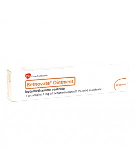 Betnovate Cream, Ointment, RD Cream, RD Ointment