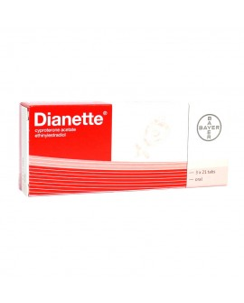 Dianette, Clairette and Co-cyprindiol Tablets 63