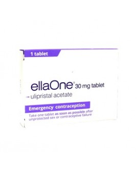 Ellaone (Ulipristal) 30mg Tablet