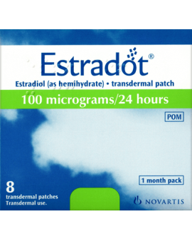 Estradot Patches All Strengths 25/37.5/50/75/100