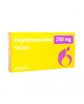 oxytetracycline 250mg tablets 28 pack