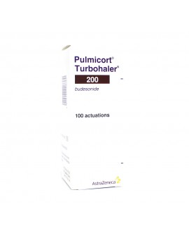 Pulmicort Turbohaler all strengths