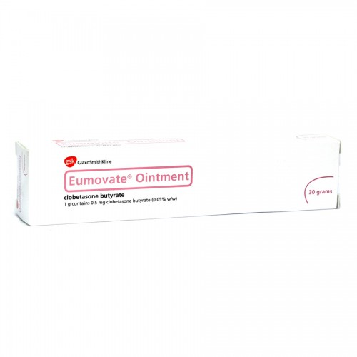eumovate ointment 30g tube uk