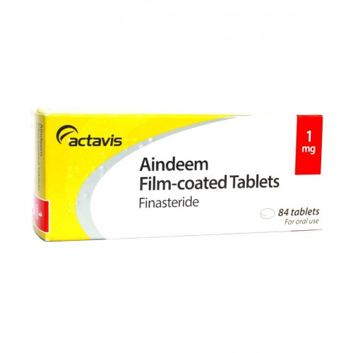 Aindeem 1mg Tablets 84 pack