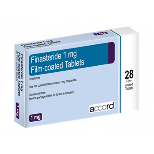 Finasteride 1mg tablets 28 pack