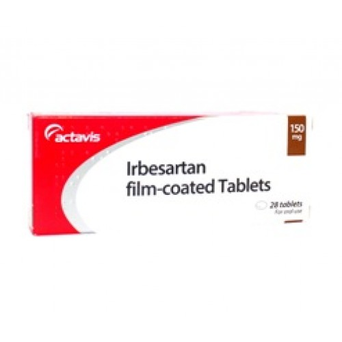 Irbesartan 150mg Tablets 28 pack