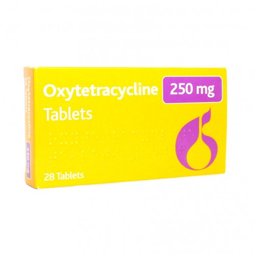 oxytetracycline 250mg tablets 28 pack